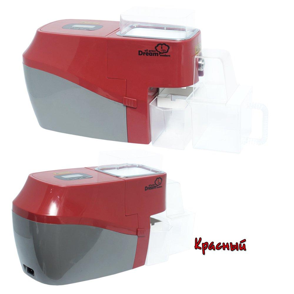 Маслопресс RAWMID Dream modern ODM-01 бытовой электрический Red