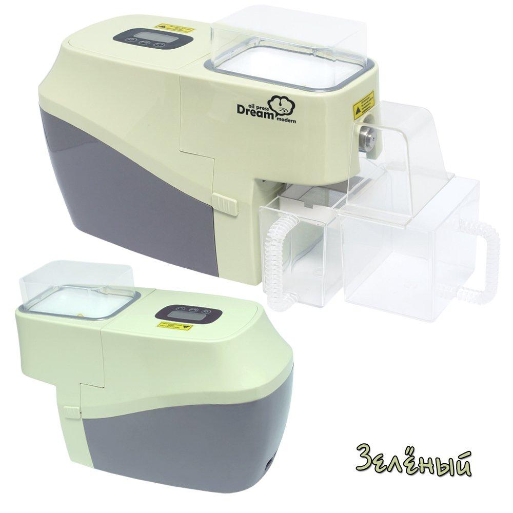 Маслопресс RAWMID Dream modern ODM-01 бытовой электрический Green