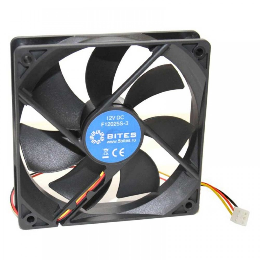 Вентилятор 5bites F12025S-3 (OEM)