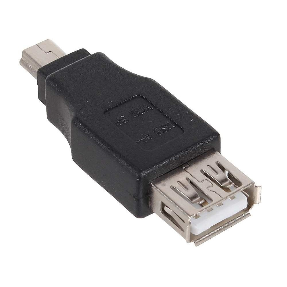 Переходник 3Cott AD29 с USB AF на miniUSB M