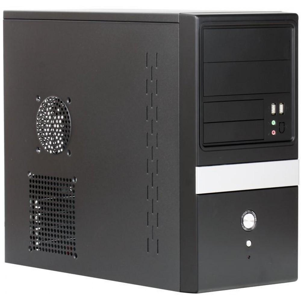 Корпус для ПК 3Cott 5004 450W 450 Вт Black/silver